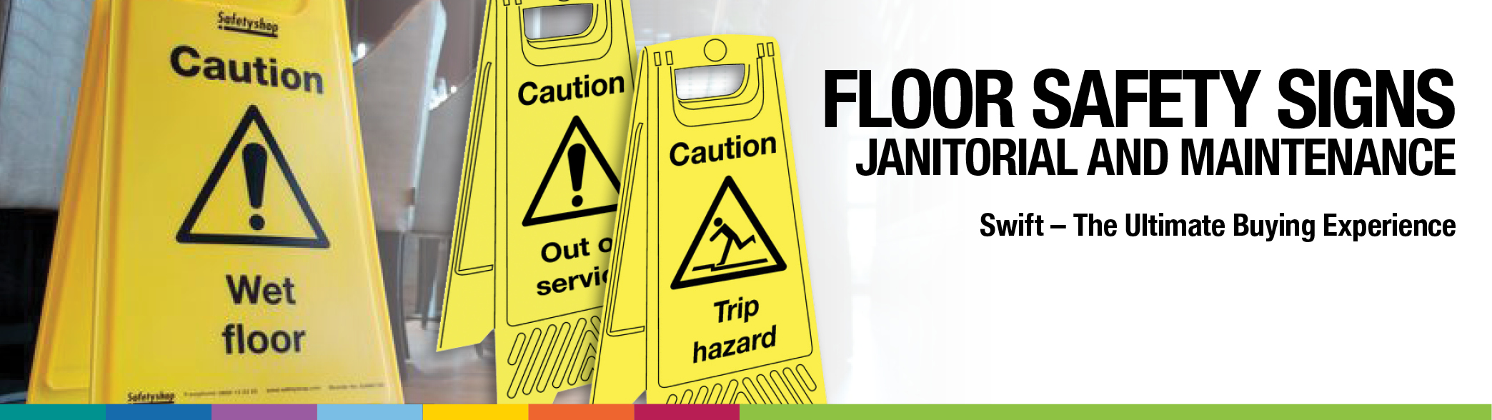 Safety Floor Signs Range