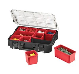 10 Compartment Pro Organiser